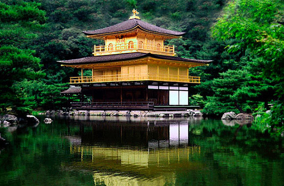 George Menda Photo Kinkakuji Kyoto, Japan